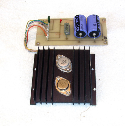 35V DC In - 24V DC Out Regulated Power Filter/Regulator Module