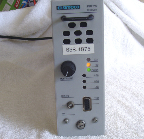 Simoco PRF28 Fixed Channel 800Mhz UHF Receiver module