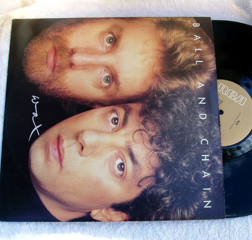 Synth Pop - Wax Ball And Chain  Vinyl 1985