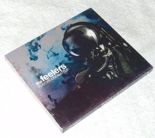 Alternative Rock - THE FEELERS Playground Battle CD 2003 (Bonus Edition)