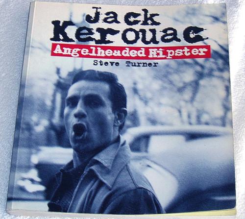 Beat Poetry Book - JACK KEROUAC Angelheaded Hipster 1997