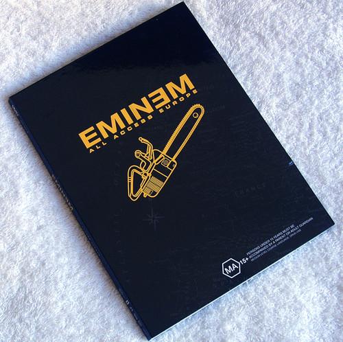 EMINEM - All Access Europe DVD 2002 (MA15+)