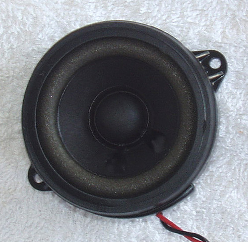 GUI SOUND Small Loudspeaker With Bracket (Used Working)