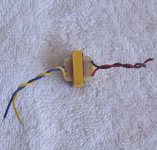 AUDIO INPUT TRANSFORMER  1  :  2.79  Impedance ratio @ 1Khz