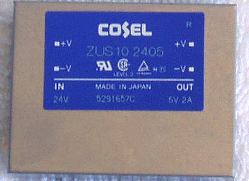 COSEL Japan DC-DC Converter Module ZUS 10 2405