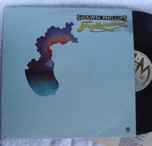 """Art Country Rock - Shawn Phillips Furthermore  12""""  Vinyl 1975"""