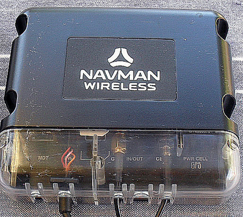 NAVMAN WIRELESS QUBE 3 Commercial Fleet Management System