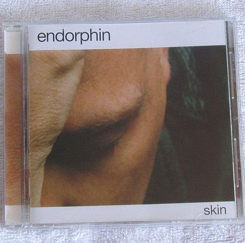 Electro Synth Pop - Endorphin Skin CD 1999