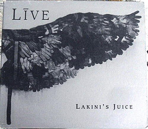 Alternative Rock - Live Lakini's Juice EP CD 1997