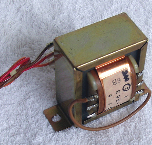 Ex Pro Test Equipment AC Power Transformer 19-0-19 USED