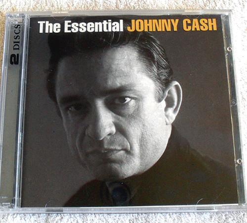 Blues Country Folk - JOHNNY CASH The Essential Johnny Cash 2x CD 2002