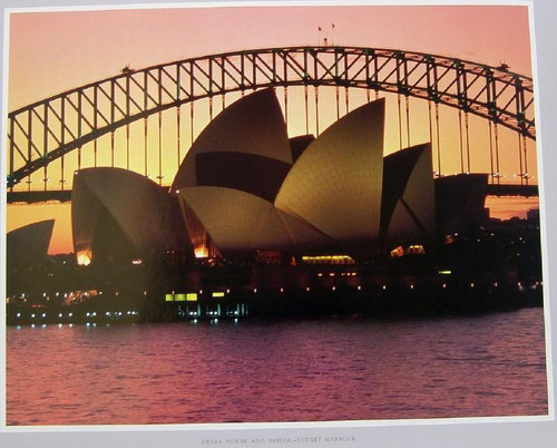 EDUARD DOMIN - High Quality Australian Scenery Set Of Six Prints