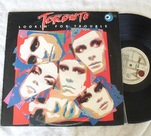 Glam Rock - Toronto Lookin' For Trouble Vinyl 1980