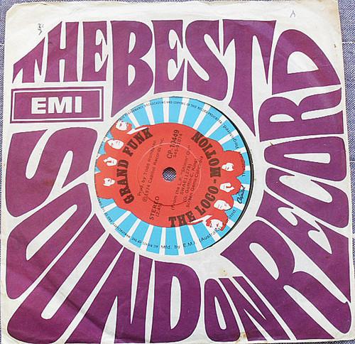 "Blues Rock - Grand Funk The Loco-Motion 7"" Vinyl"