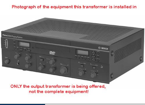BOSCH Plena Audio Output Impedance Transformer 120W