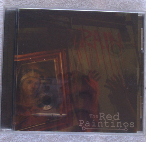 Orchestral Art Rock - The Red Paintings Rain EP CD 2004