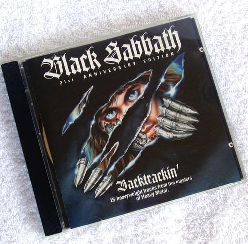Hard Rock - BLACK SABBATH Backtrackin' CD 1991
