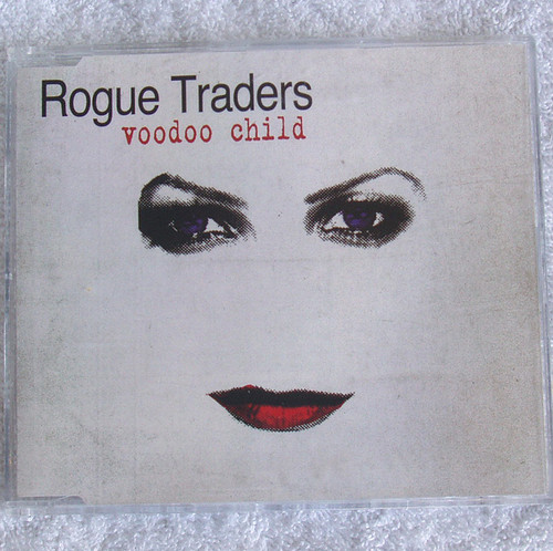 Electro House  - Rogue Traders Voodoo Child Maxi CD 2005