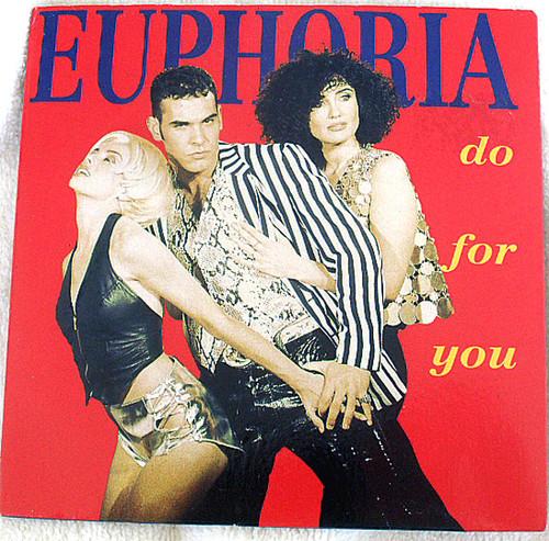 Australian House - Euphoria Do For You EP CD 1992