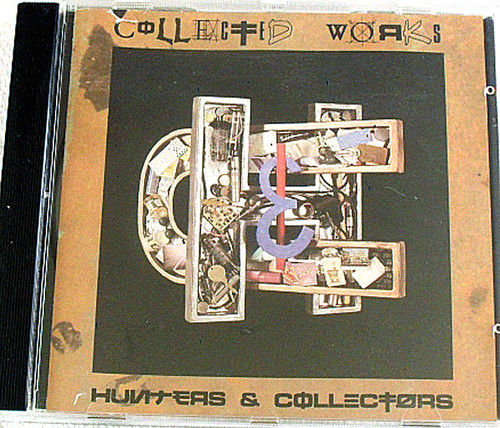 Rock - Hunters & Collectors Collected Works CD 1990