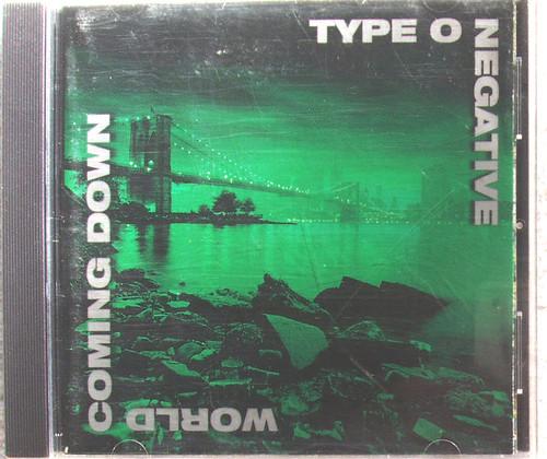 Doom Metal - TYPE O NEGATIVE  World Coming Down CD 1999