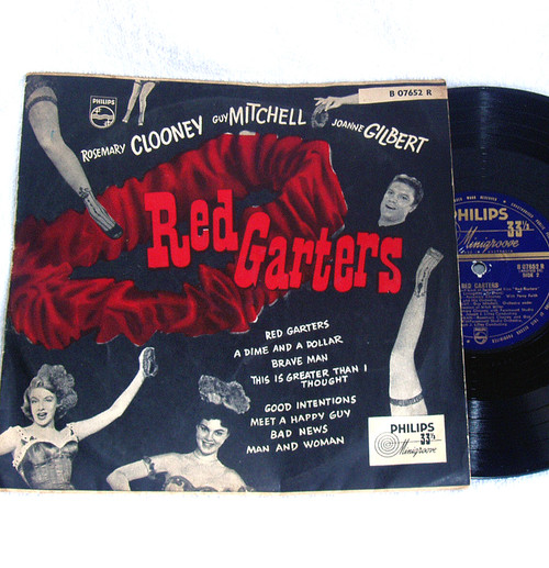 Movie Soundtrack - Red Garters 10 inch Vinyl 1955