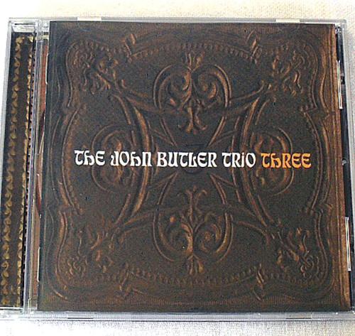 Alternative Rock - The John Butler Trio Three CD EP 2001