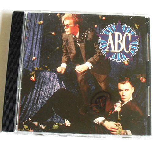 New Wave Synth Pop - ABC 1 Compilation CD 1992