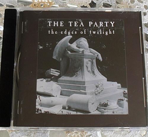 Blues Rock - THE TEA PARTY The Edges Of Twilight CD 1995