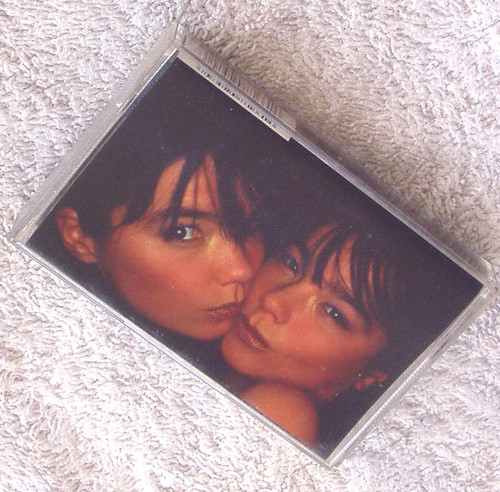 Synth Pop - Björk Isobel Cassette Single 1995