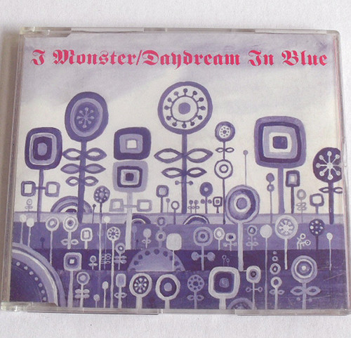 Downtempo - I Monster Daydream In Blue CD 2001