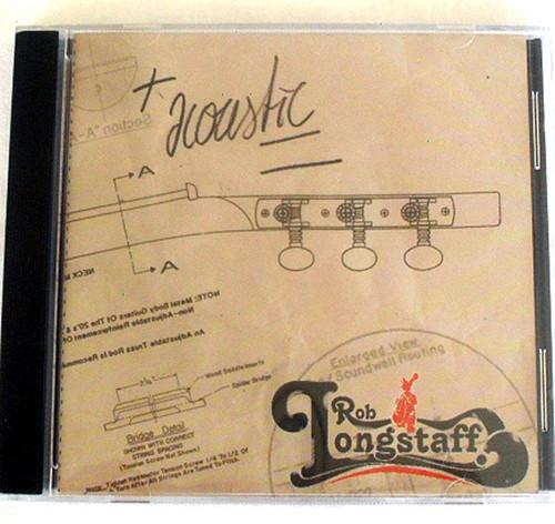 Folk Country - Rob Longstaff Plus Acoustic CD EP 2005