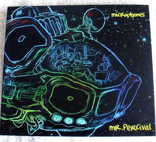 Vocal Pop - MR PERCIVAL Microphones CD (Digipak) 2009