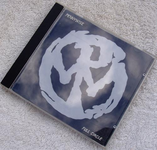 Punk Rock - Pennywise Full Circle  CD 1997