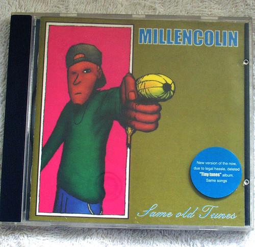 Ska Punk Rock - Millencolin Same Old Tunes  CD 1996
