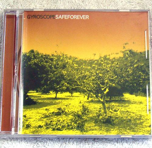 Alternative Rock - GYROSCOPE Safe Forever CD EP 2004