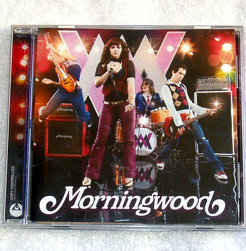 Alt Pop Rock - Morningwood Self Titled CD 2006