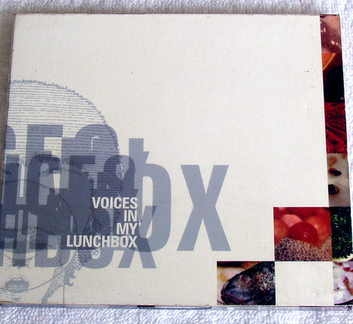Experimental Electronica - Voices In My Lunchbox CD 2000