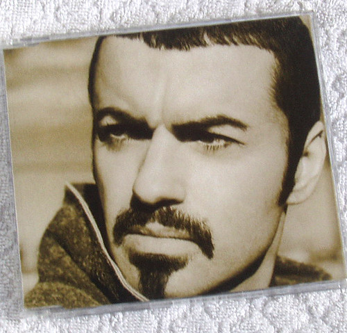 Synth Pop - George Michael Spinning The Wheel CD EP 1996