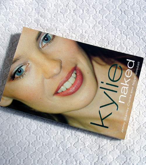 KYLIE MINOGUE Biography Book 2002 Kylie Naked