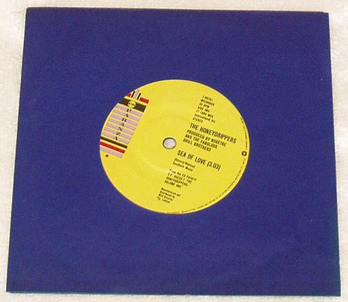 Pop - The Honeydrippers Sea Of Love Vinyl 1984