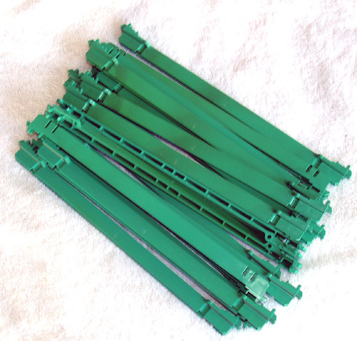 EUROCARD PCB Green Card Module Guides 200mm Set (2)