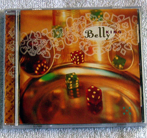 Indie Rock - Belly King CD 1995