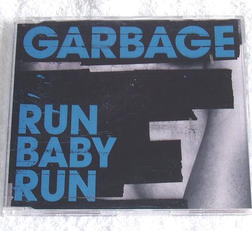 Alternative Rock - Garbage Run Baby Run CD Single 2005