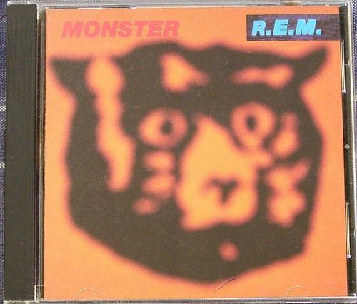 Alternative Rock - R.E.M Monster CD 1994