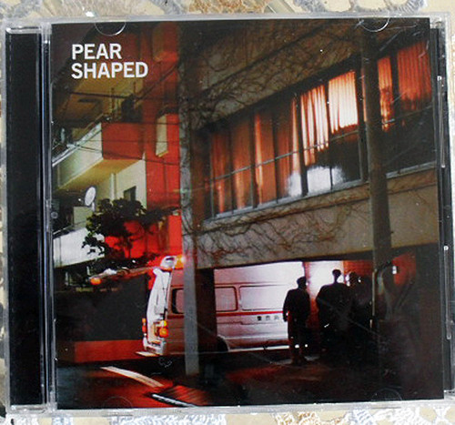 Electronica - Pear Shaped  Self Titled CD 2001