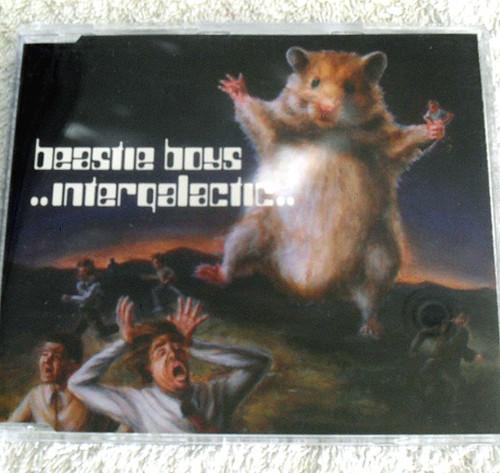 Electro Hip Hop - Beastie Boys Intergalactic CD Single 1998