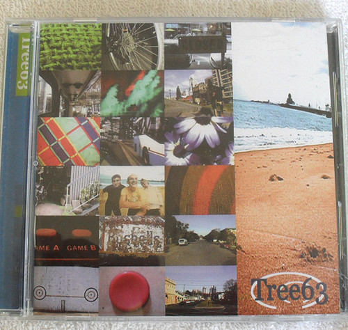 Alternative Rock Pop - Tree 63 Self Titled CD 2000