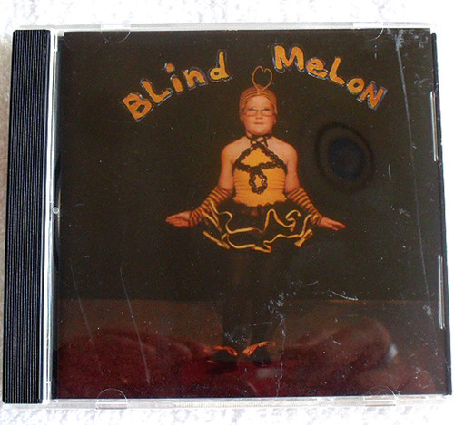 Alternative Rock - Blind Melon self titled debut CD 1992