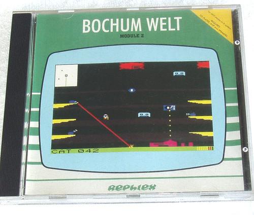 Electro Indie Dance - Bochum Welt Module 2 CD 1996